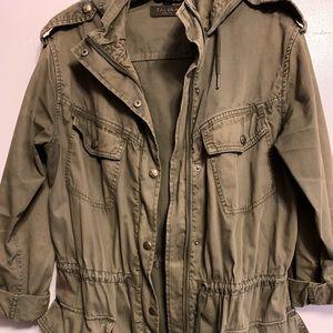 Aritzia Talula 'Trooper' Military Jacket